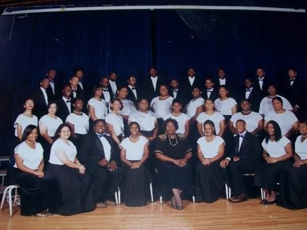 Trista Daniell, Kashmere High School, Concert Choir